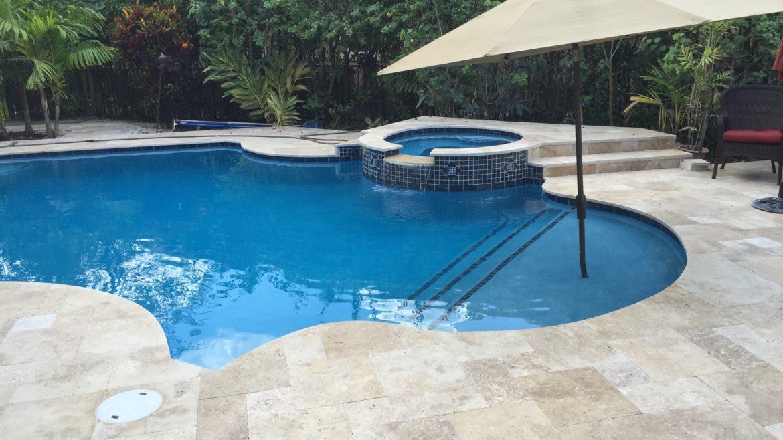 Free Form Aqua Fresh Pools